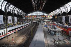 Hauptbahnhof Hamburg Hamburg, Deutschland  D