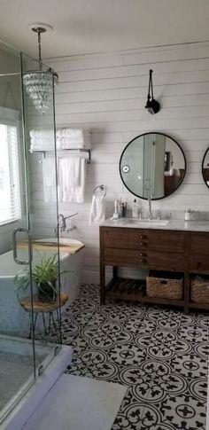 Amazing Bathroom Inspiration William Double Euro Bathtub Bathtub - American Bath Factory Reasons to Bathroom Tile Designs, Bathroom Renos, Bathroom Flooring, Bathroom Renovations, Bathroom Interior, Modern Bathroom, Modern Bathtub, Master Bathrooms, Narrow Bathroom