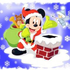 #mickey mouse #christmas #wallpaper