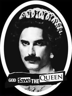 God save my Freddie Mercury