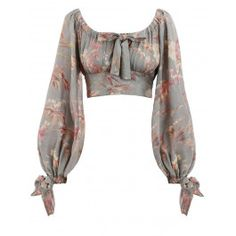 Shop for Unbridled Maiden Blouse by Zimmermann at ShopStyle. Stylish Blouse Design, Mode Inspiration, Mode Style, Aesthetic Clothes, Blouse Designs, Ideias Fashion, Fashion Dresses, Cute Outfits, Womens Fashion