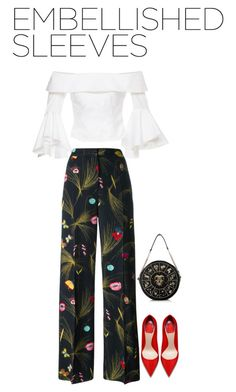"""Untitled #678"" by waila-3 on Polyvore featuring Maria Lucia Hohan and Fendi"