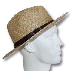 chapeau paille pour homme