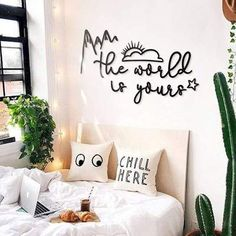 Metal Wall Letters, Letter Wall, Metal Wall Decor, Metal Walls, Metal Wall Art, Wall Art Decor, Wall Decorations, Bed Wall, Bedroom Wall