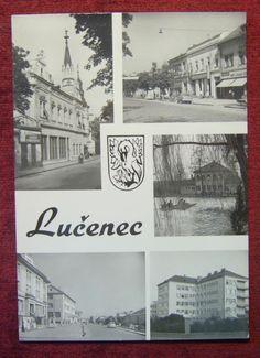 Slovakia Lucenec 1960 70   eBay Schengen Area, Central Europe, Bratislava, European Travel, Czech Republic, Prague, Hungary, England, City