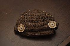little boy crochet hat