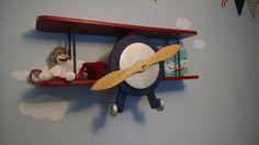 Airplane shelf by BeckyTheBuilder on Etsy https://www.etsy.com/listing/232750448/airplane-shelf