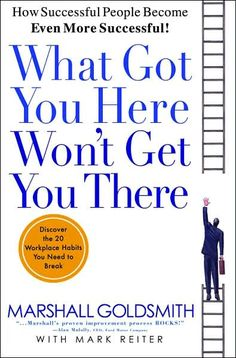 Past successes got you here, but your next step will probably require different skills. This book can help you -- or an employee -- understand that better.