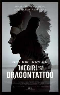 The Girl with the Dragon Tattoo Masterprint