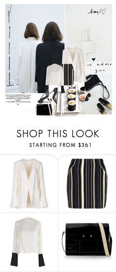 """""""Happy Birthday dear friend !"""" by sue-mes ❤ liked on Polyvore featuring T By Alexander Wang, 3.1 Phillip Lim, Haider Ackermann, Orla Kiely and Valentino"""