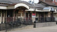 """A """"rotten"""" Victorian pavilion in Skegness will be handed over if of funding is secured for a community hub to be built in its place. Garden Pavilion, Tower Garden, Victorian Buildings, England, Community, How To Plan, Park, Places, Outdoor Decor"""