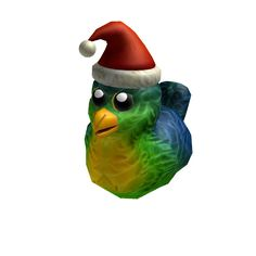 Customize an avatar with the Tropical Holiday Shoulder Bird and millions of other items. Mix & match this Shoulder Accessory with packages and clothing to have an avatar that is unique to you!