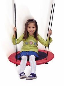 Fun indoor swing