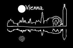 Vienna Skyline by fussballcat on DeviantArt Skyline Tattoo, City Tattoo, Some Ideas, Vienna, Diy And Crafts, Cities, Tattoo Ideas, Sweets, Journal