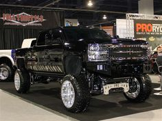 Lifted Chevy Hd...nice