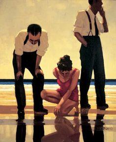 My favorite artist - Jack Vettriano