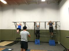 jumping pullup crew