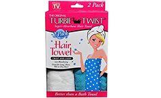 Turbie Twist Microfiber Super Absorbent Hair Towel (2 Pac... https://smile.amazon.com/dp/B00OJ759RE/ref=cm_sw_r_pi_dp_x_Cu0lybHXN0CHP