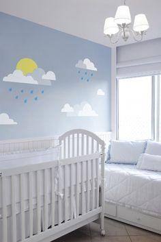 Veja ideias de adesivos de parede para decorar o quarto infantil - BOL Fotos