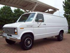 ford e series econoline cargo van 1986 3d model from humster3d com rh pinterest com 2007 Ford Cargo Van 2014 Ford Cargo Van