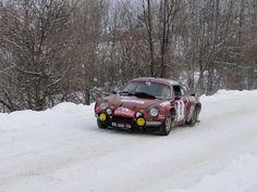 Rallye Monte Carlo historique 2015 sur les routes de Turriers