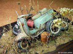 Tamiya 1 24 Mini Cooper Rusty Pinterest ミニ と ミニクーパー