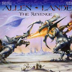 Allen/Lande - The Revenge #metal #album #music