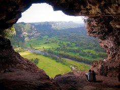 Cueva Ventana - Arecibo/Utuado Puerto Rico. Photo from ctprqg's photostream on Flickr.