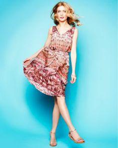Kaela Dress from Velvet by Graham & Spencer - Garnet Hill