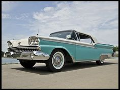 1959 Ford Galaxie Sunliner  352 CI, Automatic