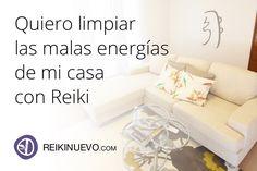 Quiero limpiar las malas energías de mi casa con Reiki. Una lectora con Primer y 1º y 2º Nivel de Reiki nos dice que quiere limpiar las malas energías de su casa y le explicamos los métodos que puede utilizar. Más información: http://reikinuevo.com/limpiar-malas-energias-casa-reiki/