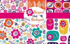 Beyond the Backyard collection by Jane Farnham