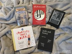 Six books I'll be reading this winter   Wild Library
