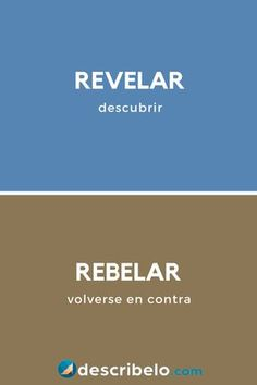 Spanish Grammar, Spanish Vocabulary, Spanish Language Learning, Teaching Spanish, Weird Words, New Words, Magic Words, Spanish Lessons, Study Tips
