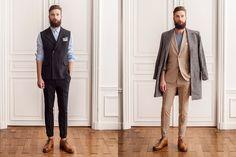 BÖHEMIAN Spring/Summer 2014 Men's Lookbook | FashionBeans.com