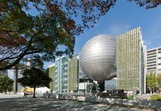 日建設計 『名古屋市科学館』  http://www.kenchikukenken.co.jp/works/1228371773/6986/