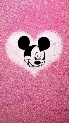 Обои iPhone wallpapers Mickey Mouse