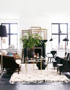 House Envy: Black & White | lark&linen
