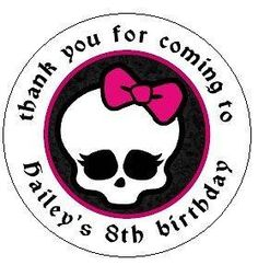 monster+high+birthday+party+ideas | Monster High Sticker Stylist: .co.uk: Toys & Games