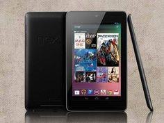 Tablet Nexus 7, fabricado pela Asus para o Google