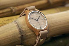 Single Strap Bamboo Watch from notonthehighstreet.com
