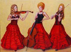 malarstwo i muzyka