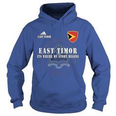 Cool  East-Timor  T shirt