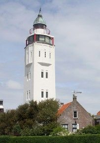 Harlingen / #Vuurtoren - #Lighthouse - #Nederlands http://dennisharper.lnf.com/