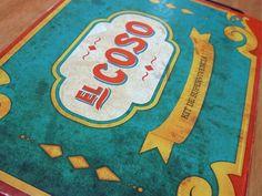 El Coso by Spectro , via Behance