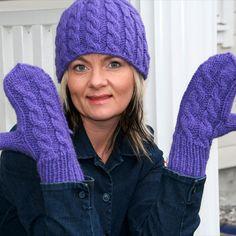 Luesett - Happy Knitting AS Knitted Hats, Beanie, Quilts, Knitting, Decor, Fashion, Threading, Knit Hats, Dekoration
