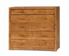 Commodes en Bois : Collection STUDIO 9 tiroirs