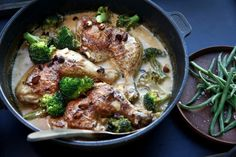 Perfekt når du lurer på hva du skal ha til middag. Great Recipes, Healthy Recipes, Healthy Food, Frisk, Wok, Poultry, Yummy Food, Curry, Meat