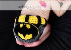 Bat Booty  Batman Inspired Crochet Diaper Cover  by PartTimeDiva, $20.00