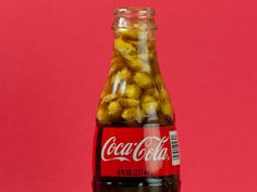 Gotta have Coca Cola with Peanuts while on the road! @Serious Eats